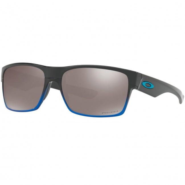 c05816669dc Oakley Twoface Polarized Sunglasses - Blue Pop Fade Prizm Black - Cleanline  Surf