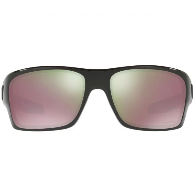 5d4fb1e822478 Oakley Turbine Polarized Sunglasses - Polished Black Prizm Shallow Water