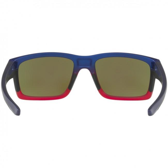 11bd2f4d5b1 Oakley Mainlink Neon Sunglasses - Blue Pop Fade Prizm Sapphire ...
