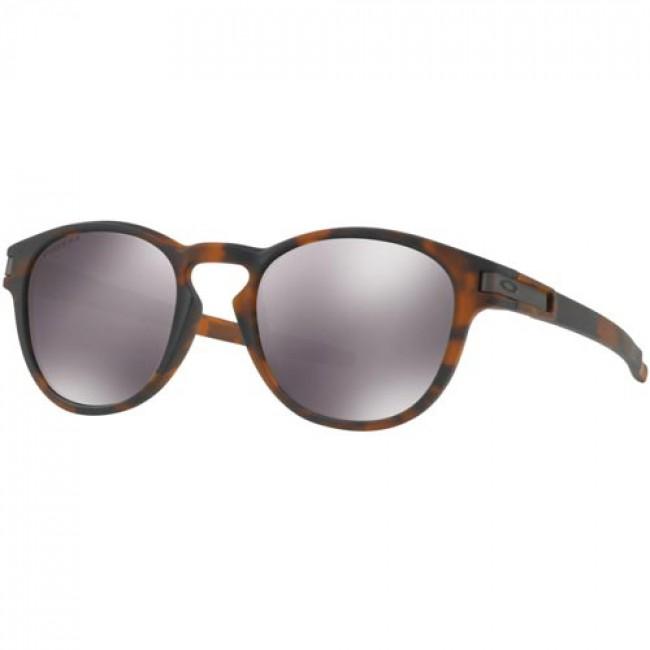 acc29712ef Oakley Latch Sunglasses - Matte Brown Tortoise Prizm Black - Cleanline Surf