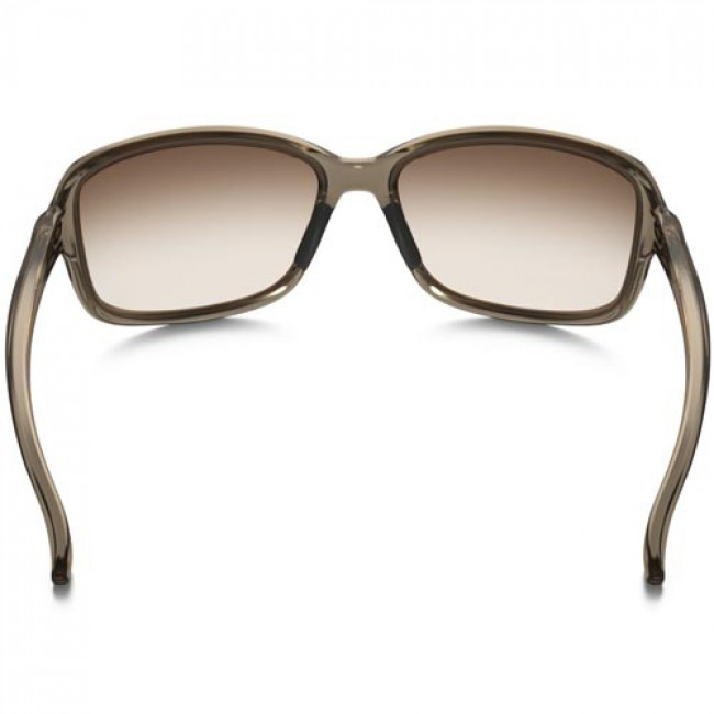 278e41c357 Oakley Women s Cohort Sunglasses - Sepia Dark Brown Gradient ...