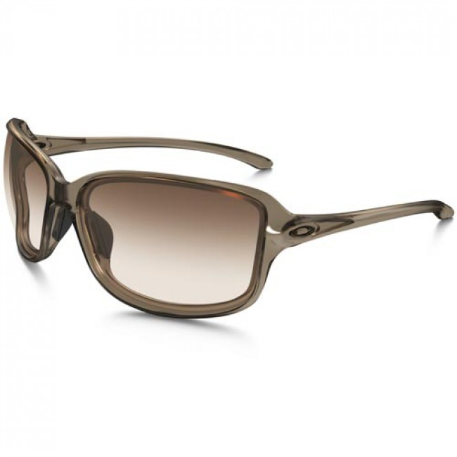 579098ba4b Oakley Women s Cohort Sunglasses - Sepia Dark Brown Gradient - Cleanline  Surf