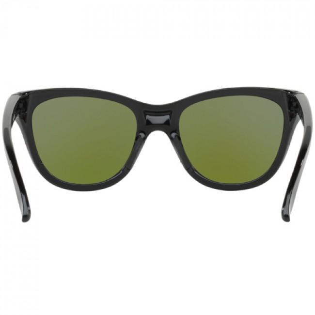 15fd65128a Oakley Women s Hold Out Polarized Sunglasses - Polished Black Violet Iridium