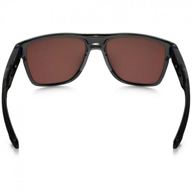 a04db8666247 Oakley Crossrange XL Polarized Sunglasses - Grey Smoke/Prizm Deep Water