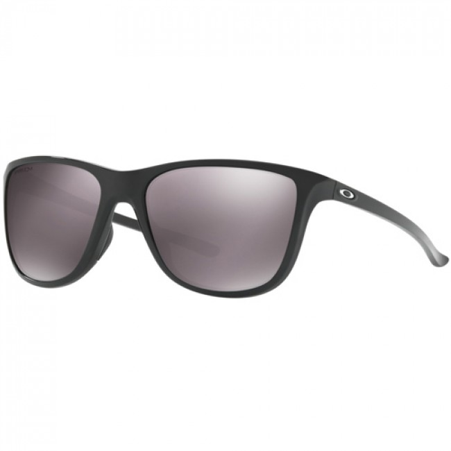 c91e1127bf Oakley Women s Reverie Polarized Sunglasses - Polished Black Prizm Daily -  Cleanline Surf