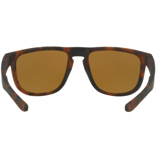 80576fd5744 Oakley Holbrook R Polarized Sunglasses - Matte Dark Tortoise Brown Prizm  Tungsten
