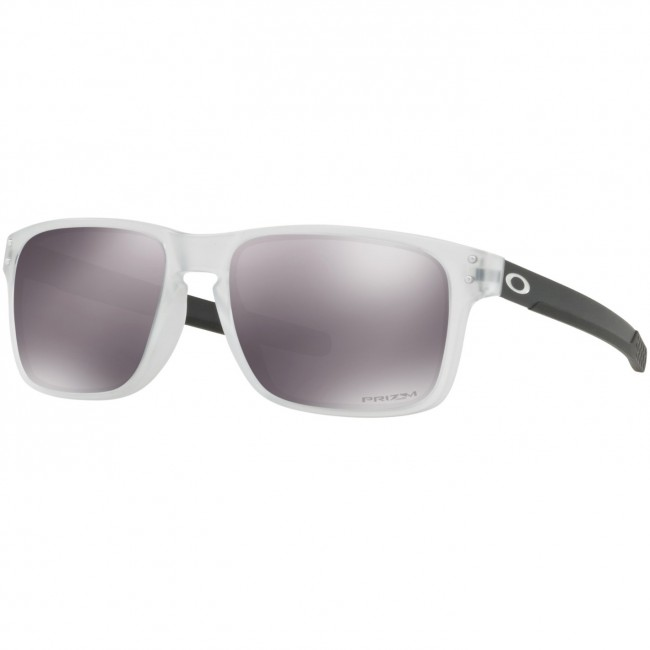 1f66ff8012c Oakley Holbrook Mix Sunglasses - Matte Clear Prizm Black Iridium ...