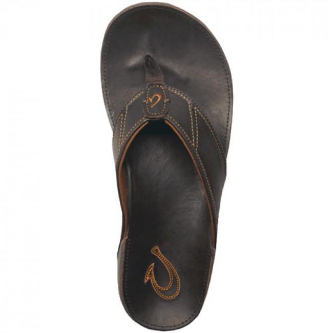 c9165a420f91 Olukai Nui Sandals - Dark Java - Cleanline Surf