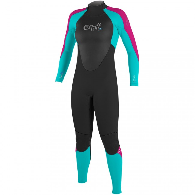 0ebe7ecb01 O Neill Women s Epic 4 3 Back Zip Wetsuit - Cleanline Surf