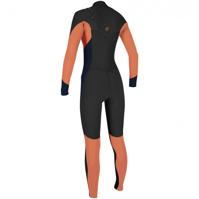 O Neill Women s O Riginal 4 3 Chest Zip Wetsuit - Cleanline Surf 6ae3052dd