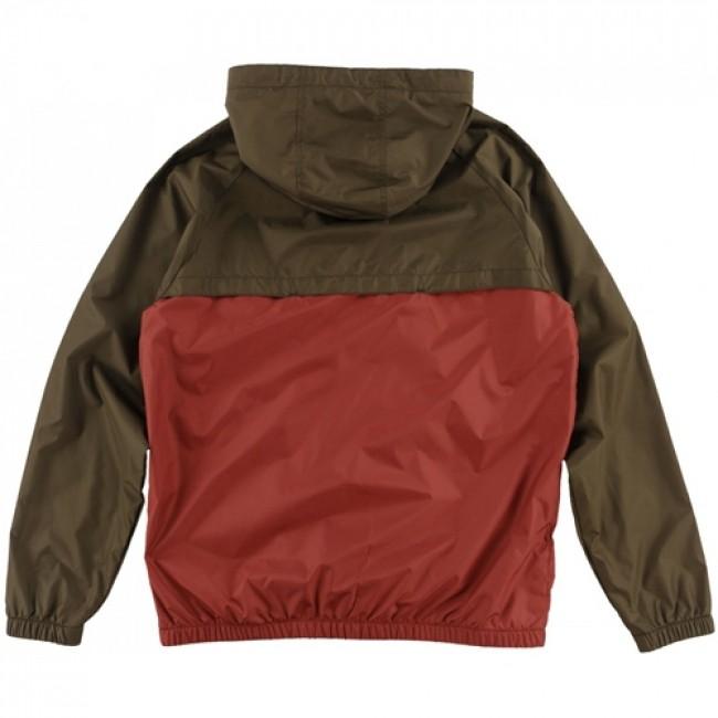 O'Neill Traveler Windbreaker Jacket - Brown