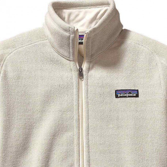 Patagonia Women S Better Sweater Vest Raw Linen: Patagonia Women's Better Sweater Fleece Jacket