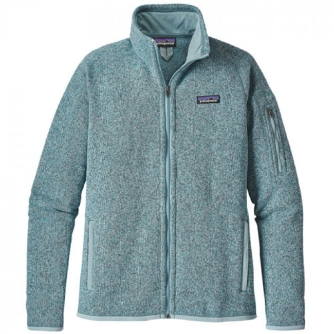Patagonia Women S Better Sweater Fleece Jacket Tubular