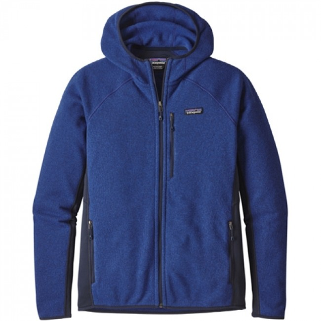 Patagonia Performance Better Sweater Fleece Hoody Viking