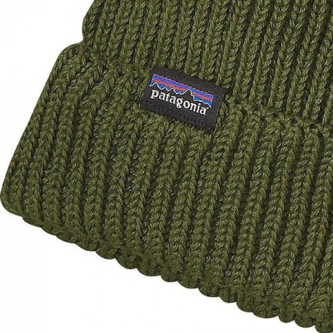 609dedd6fdc Patagonia Fisherman s Rolled Beanie - Glades Green - Cleanline Surf
