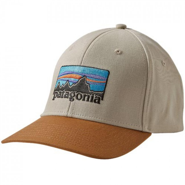 Patagonia  73 Logo Roger That Hat - Pelican - Cleanline Surf 76b45ff634d