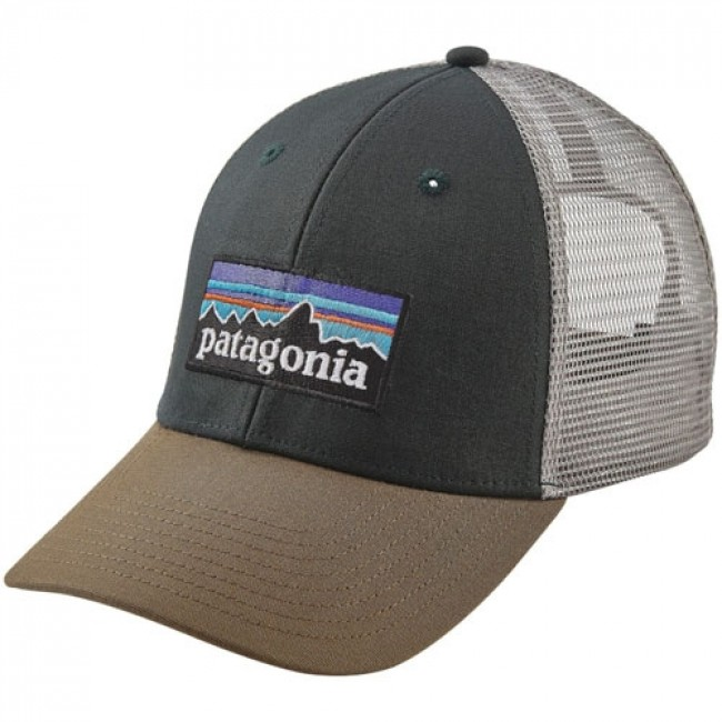 8a829649f6b Patagonia P-6 LoPro Trucker Hat - Carbon - Cleanline Surf