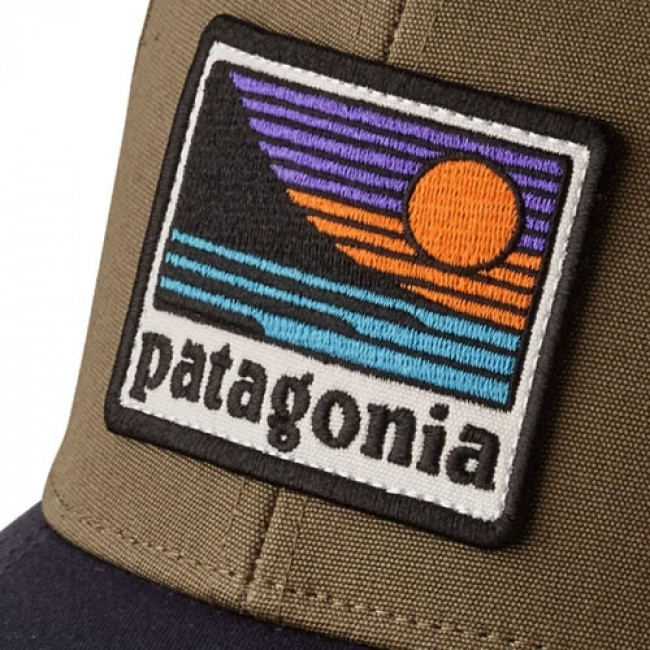 48cee31ded Patagonia Up and Out Roger That Hat - Dark Ash - Cleanline Surf