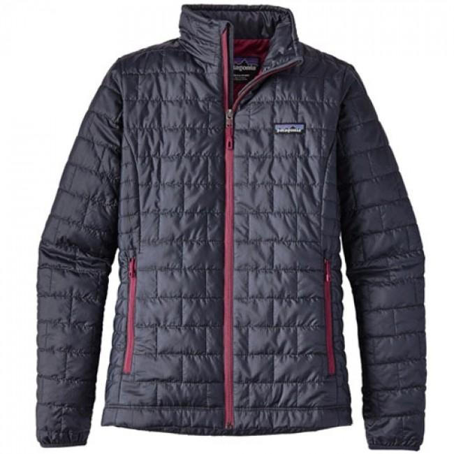 Patagonia Women S Nano Puff Jacket Smolder Blue