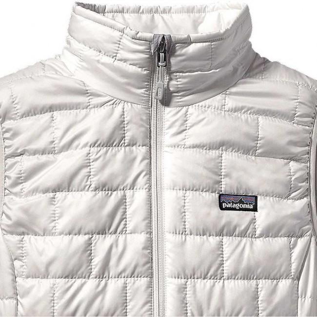 5806ea85e4d5 Patagonia Women s Nano Puff Vest - Birch White - Cleanline Surf