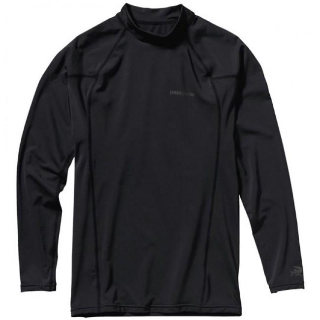 Patagonia Wetsuits R0 Long Sleeve Rash Guard Black Forge