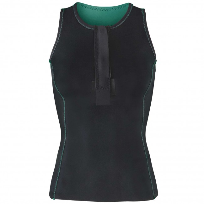 728077c79f Patagonia Wetsuits Women s R1 Lite Yulex Vest - Cloudbreak Hemlock Green -  Cleanline Surf