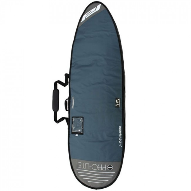 Pro Lite Boardbags 1 2 3 Convertible Shortboard Travel Surfboard Bag