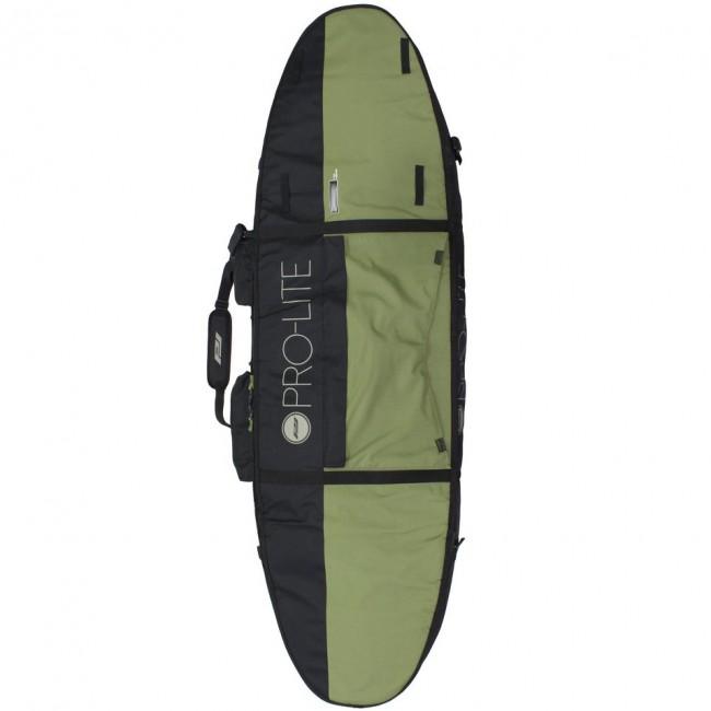 Pro Lite Boardbags Finless Coffin Triple Travel Bag