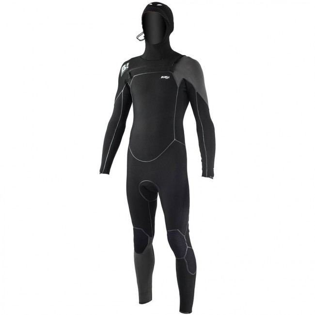 ec1de59f6e Buell RB2 Beast 5 4 Hooded Chest Zip Wetsuit - Cleanline Surf