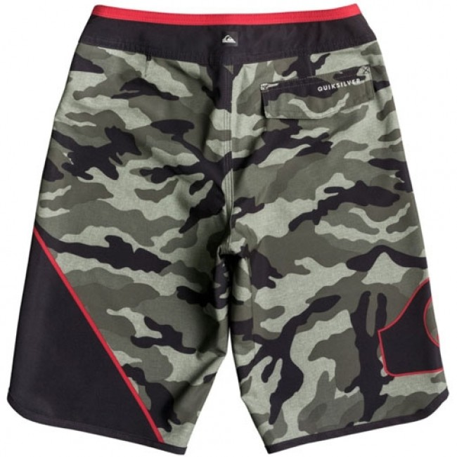 33fbd97496 Quiksilver Youth New Wave Everyday Boardshorts - Forest Night ...