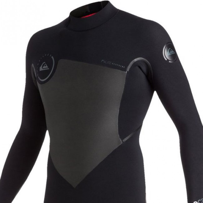 4ddf9e00ad Quiksilver Syncro Plus 3/2 Back Zip Wetsuit - 2016 - Cleanline Surf