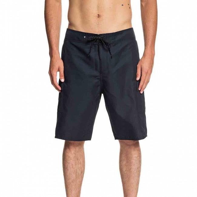 bc6713c28d8 Quiksilver Manic Solid Boardshorts - Black - Cleanline Surf