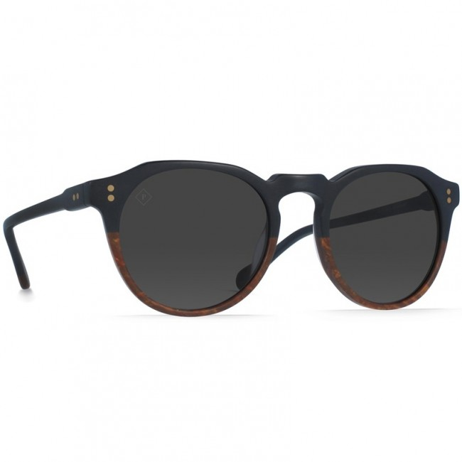 28b2da17e88 Raen Remmy Polarized Sunglasses - Burlwood Black - Cleanline Surf