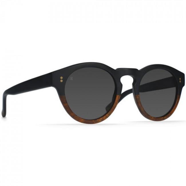 5a9e832e66 Raen Parkhurst Sunglasses - Burlwood Smoke - Cleanline Surf