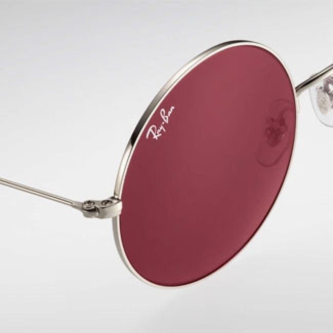 c049b988620c6 Ray-Ban Ja-Jo Sunglasses - Silver Dark Red Classic - Cleanline Surf