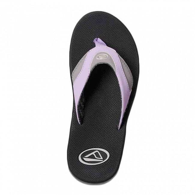 Reef Fanning Womens Footwear Sandals Grey Purple All Sizes
