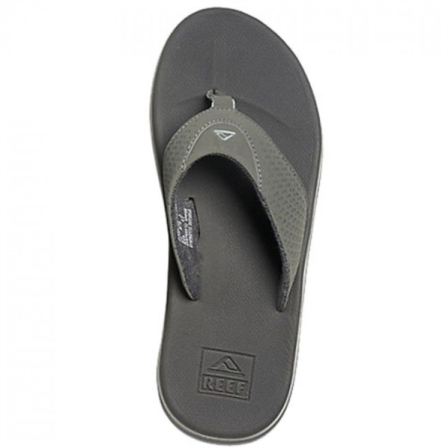 b0f9f75e3aeb38 Reef Rover Sandals - Grey - Cleanline Surf