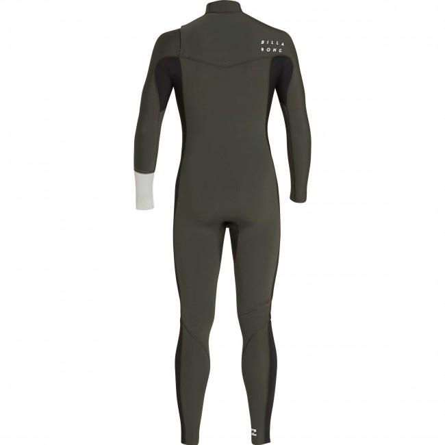113c78c88e51 Billabong Furnace Revolution 3/2 Chest Zip Wetsuit - Cleanline Surf