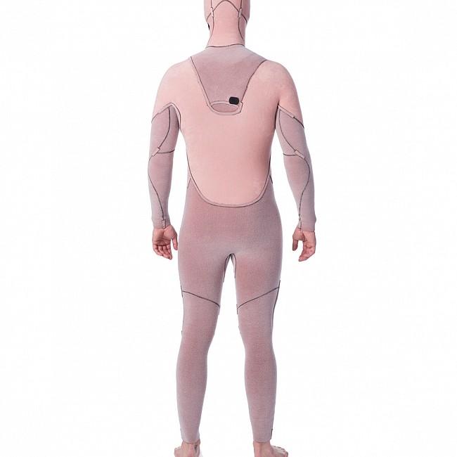 252c73f360 Rip Curl Flashbomb Heat Seeker 6/4 Hooded Zip Free Wetsuit