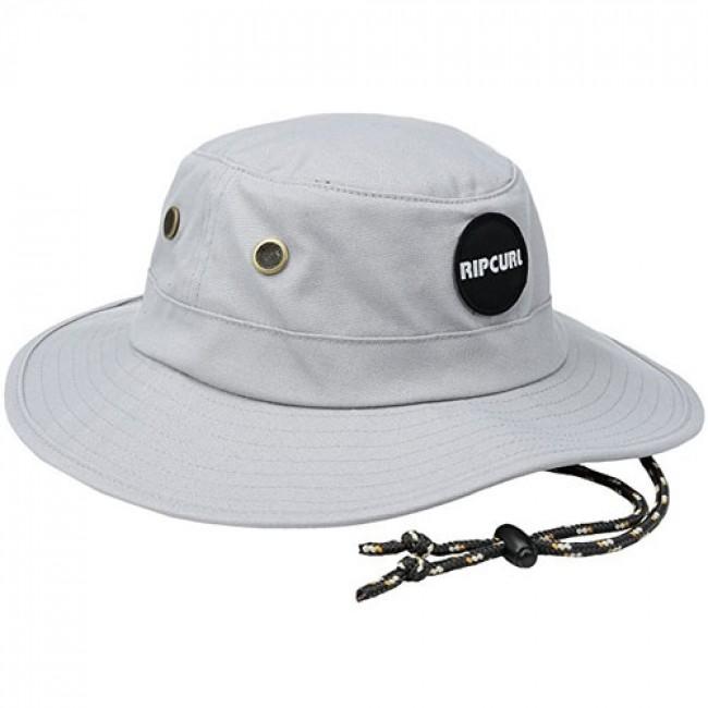 5c8cd64c77ee1 Rip Curl Endless Quest Bucket Hat - Light Grey - Cleanline Surf