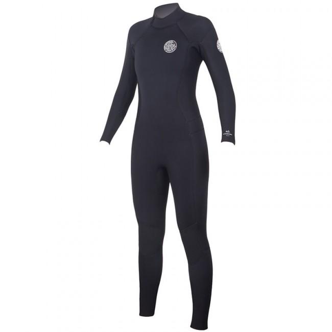 53453dd1fe Rip Curl Women s Dawn Patrol 4 3 Back Zip Wetsuit - 2017 - Cleanline ...