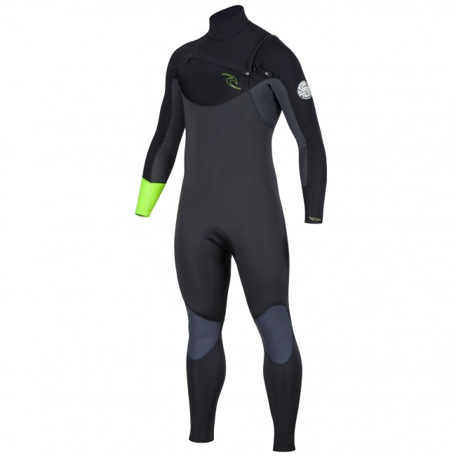 Rip Curl Dawn Patrol 3 2 Chest Zip Wetsuit - Cleanline Surf c5aed77a8