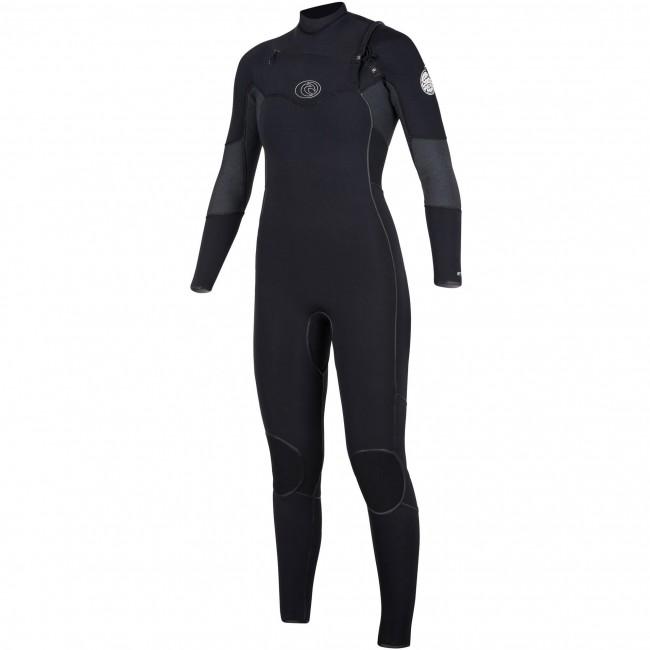 Rip Curl Women s Flash Bomb 3 2 Chest Zip Wetsuit - 2017 - Cleanline ... 277babe31