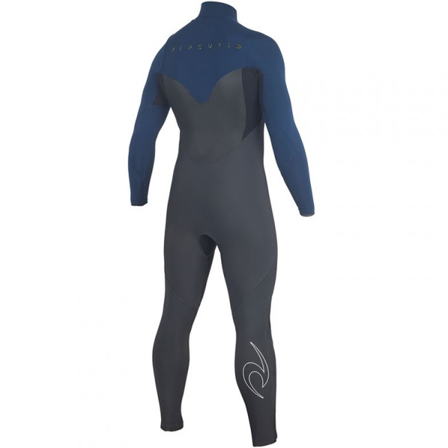 Rip Curl Flash Bomb 4 3 Chest Zip Wetsuit - 2016 - Cleanline Surf 7fb46c330609