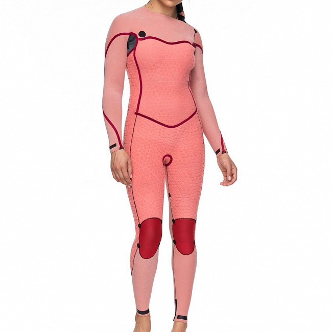 f110e397c5e Roxy Women s Performance 3 2 Chest Zip Wetsuit - Cleanline Surf