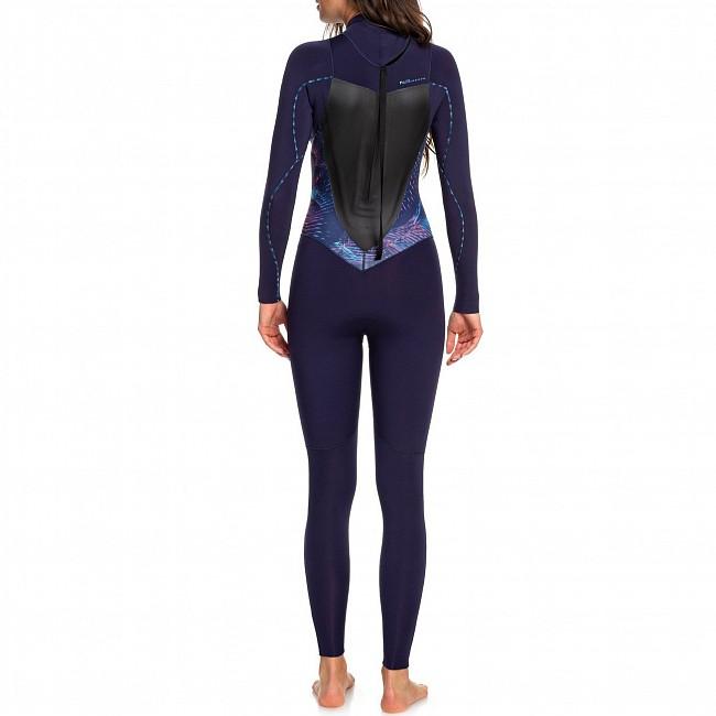 49bb24071d Roxy Women's Syncro 4/3 Back Zip Wetsuit