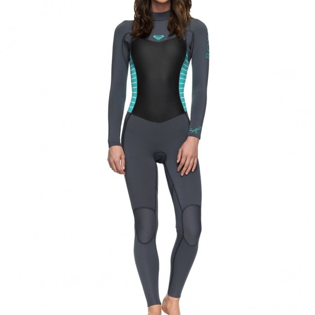 d8dc52e915 Roxy Women s Syncro 4 3 Back Zip Wetsuit - Cleanline Surf