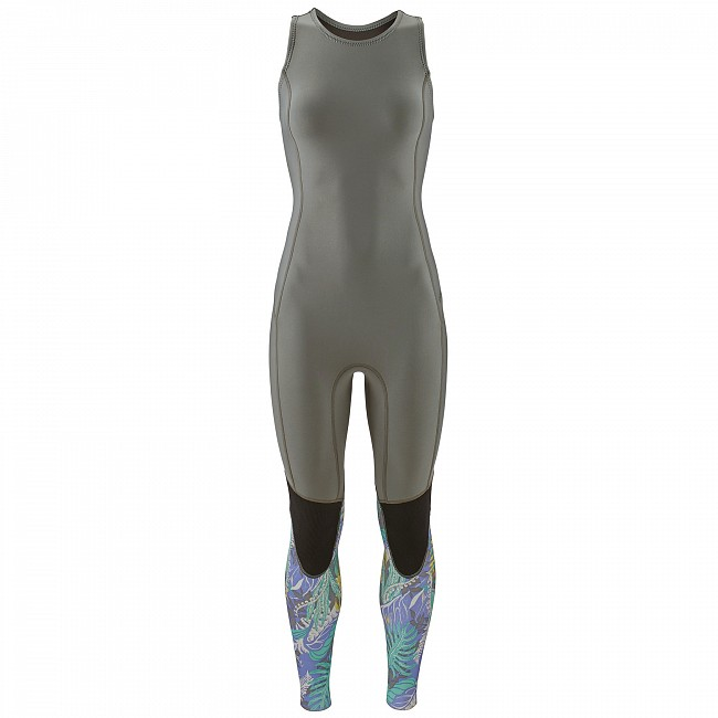 3890c23dae Patagonia Women s R1 Lite Yulex 2mm Long Jane Wetsuit - Jurassic Ferns  Forest