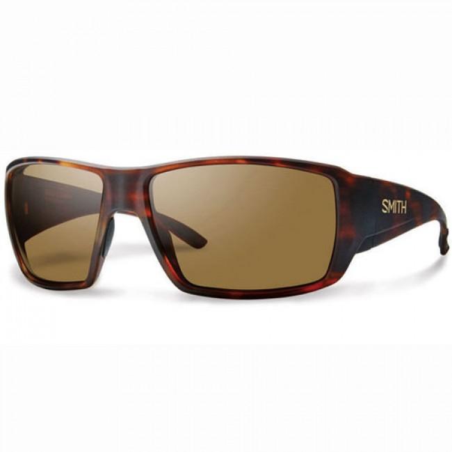 df09e481c8b7 Smith Guide s Choice Polarized Sunglasses - Matte Havana Chromapop+ Brown -  Cleanline Surf