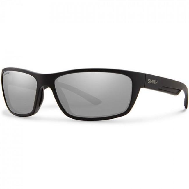 e3ec60d3ee7c Smith Ridgewell Polarized Sunglasses - Matte Black/Chromapop+ Platinum -  Cleanline Surf